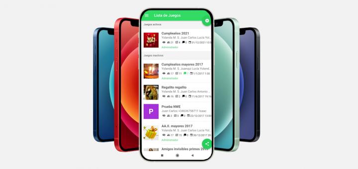 Mis Amigos Invisibles OnLine App - IOS