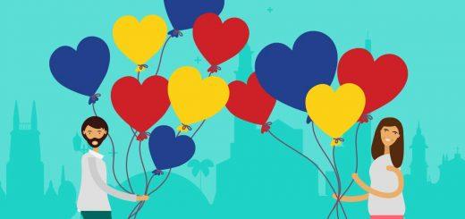 Día del Amor y la Amistad - Colombia